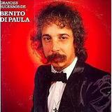 Cd Benito Di Paula - Grandes Sucessos (usado/otimo)