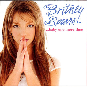 Cd Britney Spears Baby One More Time 1999