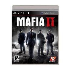 Jogo Semi Novo Mafia Ii Da 2k Games Para Playstation 3 Ps3