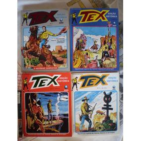 Tex Edição Histórica! Editora Globo E Mythos! R$ 20,00 Cada!