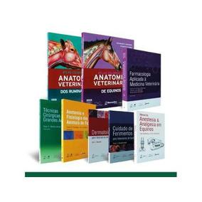Livros De Medicina Veterinária