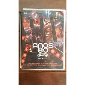 Dvd Anos 80 Multishow Ao Vivo