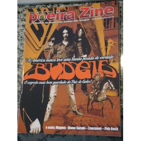 Poeira Zine #25 - Budgie