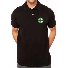 adfe6edd47bf7 Camisa De Segurança Patrimonial Preto C Polo Manga Curta - Camisas ...