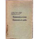 Libro Catalogo Skf Año 1948