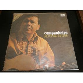 Lp Altemar Dutra - Companheiro, Disco Vinil, Ano 1971