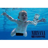 Poster De Nirvana - Nevermind - 90 X 60 Cm