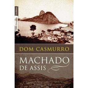 Dom Casmurro Livro Machado De Assis Frete 8 Reais
