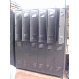 Lockers Guardarropas De 12 Puertas Reforzados!
