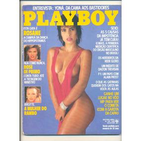 *sll* Revista Playboy N.128 Rosane - Março 1986