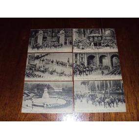 Cartões Postais Antigos - Coroação Rei George V - R$ 400,00