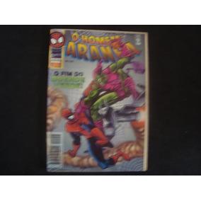 Formatinho Abril Edição Colecionador Homem Aranha 1989 Nº158