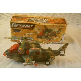 Helicóptero De Combate - Super Interestin Model.