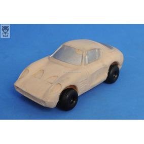 Tc Sport Prototipo Chevitu Liebre ? Plastico Inflado Soplado