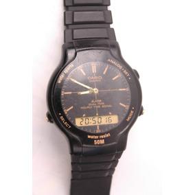 6f7de53fbc8 Relógio Casio Aw - 30 - 306 Ultrafino Garantia Relogiodovovô. R  180
