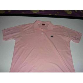 Camiseta Polo Tng Rosa   Salmão - Linda! 5f8101558159f