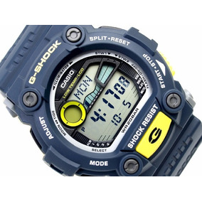 a9759714425 Relógio Casio G Shock G 7900 Alarmes Marés Fases Da Lua - Relógios ...