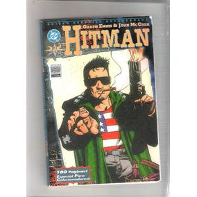 Revistas Hitman Encardenado 180 Páginas - Esp. P/ Colecionad