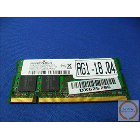 Ag18.04 1gb Markvision Notebook Acer Aspire 4520 4720z 4220