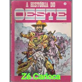 Gibi A História Do Oeste Nº 7