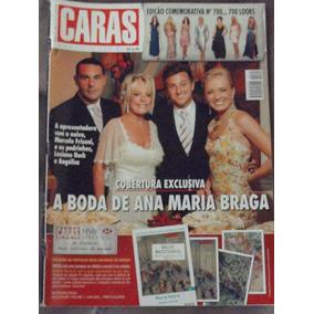 # Caras No.700 Abril 2007 Angélica, L. Huck, Ana M. Braga