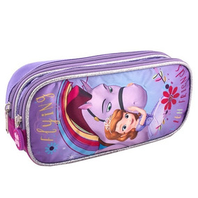 Lapicera Estuche Escolar Princesita Sofia The First 100641