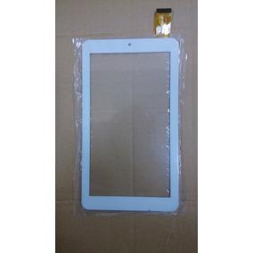Tela Touch Tablet Dl X-quad Note Tp298 Branco Original