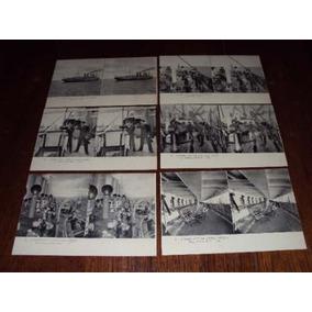 Cartões Postais Antigos - Transatlântico - R$ 400,00