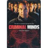 Criminal Minds Mentes Criminales Temporada 1 Uno En Dvd