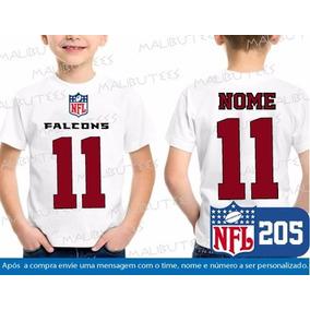b2c3a92389f50 Jaqueta Atlanta Falcons - Camisetas e Blusas no Mercado Livre Brasil