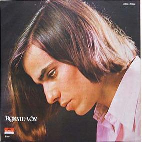 Lp Vinil -ronnie Von - 1967 - Muito Raro.
