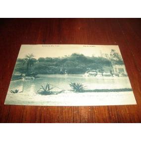 Cartão Postal - Quinta Da Boa Vista - Rio De Janeiro