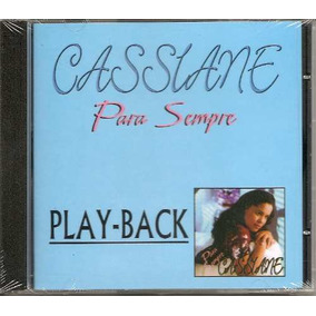 cd cassiane para sempre playback gratis
