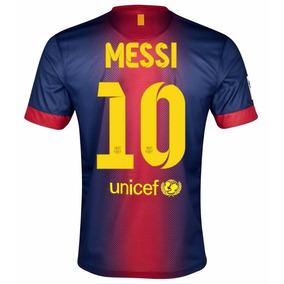 Estampado Numero Messi Barcelona Todas Las Temporadas
