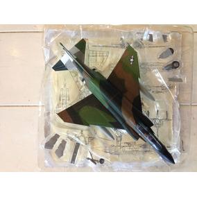 Miniatura Caça Mcdonnel Douglas F-4d Phantom ||| Usa Avião