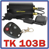 Rastreador E Bloqueador Gps/gprs/gsm/sms Veicular Tk-103b