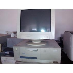 Computador Cpu Ibm 300gl Pentium 3 128 Ram