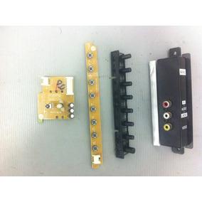 Placa Av ,teclado ,receptor Remoto Tv Plasma Lg 42pc1r