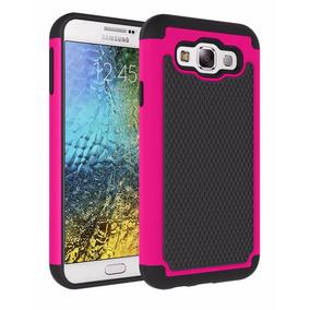 Funda Case Para Samsung Galaxy E5 E500 Rosa *envio Gratis*