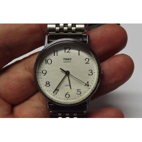 38841a408da Relógio - Timex - Inglês - Clássico - Quartz - Unissex