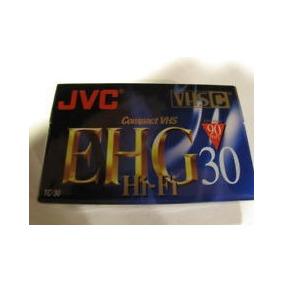Fita Vhsc Compact Jvc - Lacrada