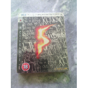 Resident Evil 5 Limited Edition + Dvd Making Of Degeneration