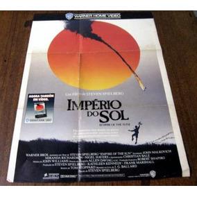 Poster O Império Do Sol / 64x46 Cm / Frete À Cobrar