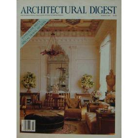 Revista Architectural Digest March 1991