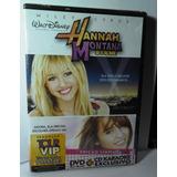Dvd Hannah Montana - O Filme + Cd Karaokê Exclusivo Lacrado