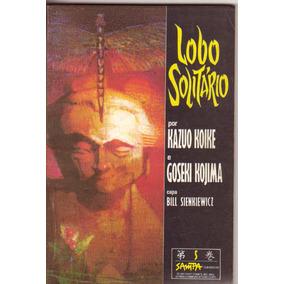 Lobo Solitário 05 -nova Sampa