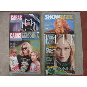 Madonna - Revistas Nacionais