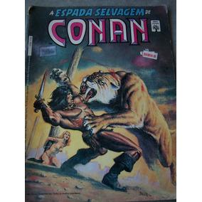 A Espada Selvagem De Conan - Nº 15