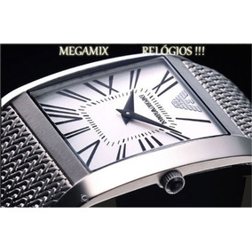 a630bebd357 Relogio Replica Emporio Armani Kaka - Relógios De Pulso no Mercado ...