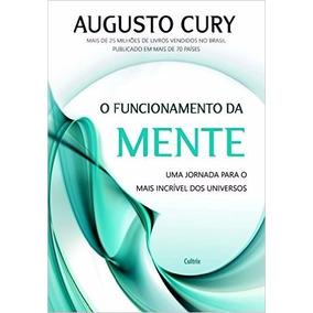 O Funcionamento Da Mente Livro Augusto Cury - Frete 12 Reais